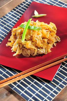 Fried Flat Noodle