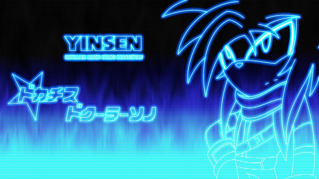 Neon Blue by Starshock-Raiko