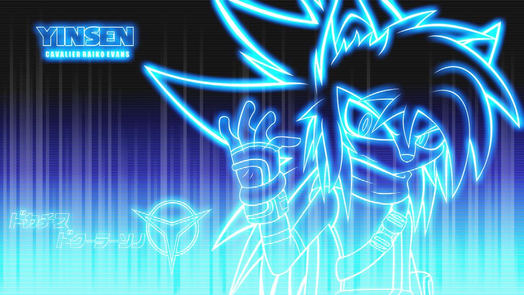 Neon Starshock by Starshock-Raiko
