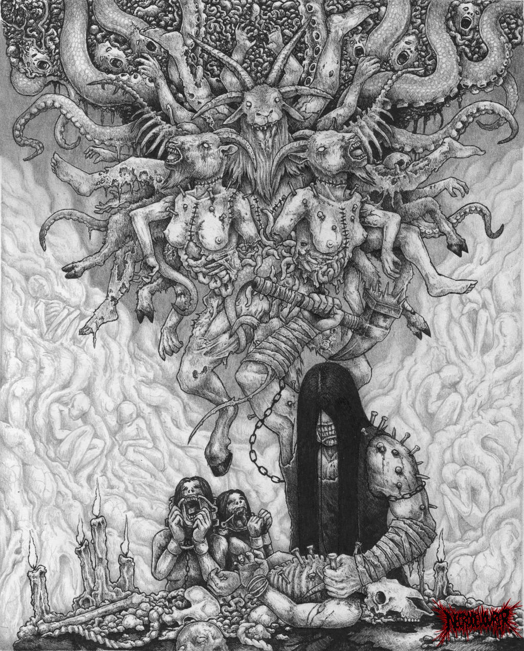 The Putrid Womb of the Goat