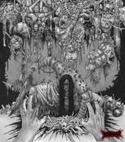 Bloodstarvation by DARK-NECRODEVOURER
