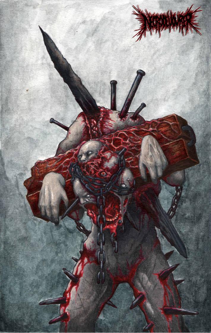 Condemned in Eternal Agony by DARK-NECRODEVOURER