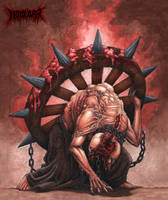 Detritivorous Wretch by DARK-NECRODEVOURER