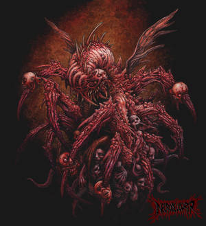 Crustaceous Transhuman Beast