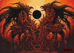 Eclipse Born From The Golgothian Beast