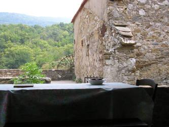 Pujol 6: Terraces and Haze by tonymec