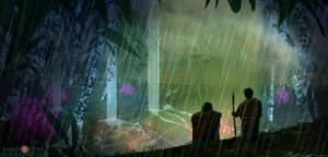 Jungle Rain, Land Of The Hovering Sun
