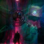 Scifi Poster - Pillar of Light