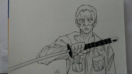 Stick from Daredevil by AirtonCS