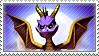 Stamp: Spyro by Kazu-Kei