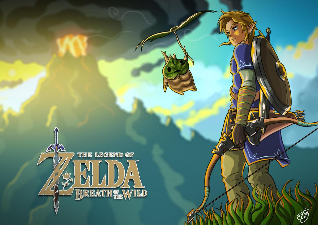 Wonderful Wallpaper Halloween Zelda - the_legend_of_zelda__breath_of_the_wild_fanart_by_danzysketching-da6ty8n  Picture_84957.jpg