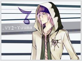 VY2:Yuuma by zyein