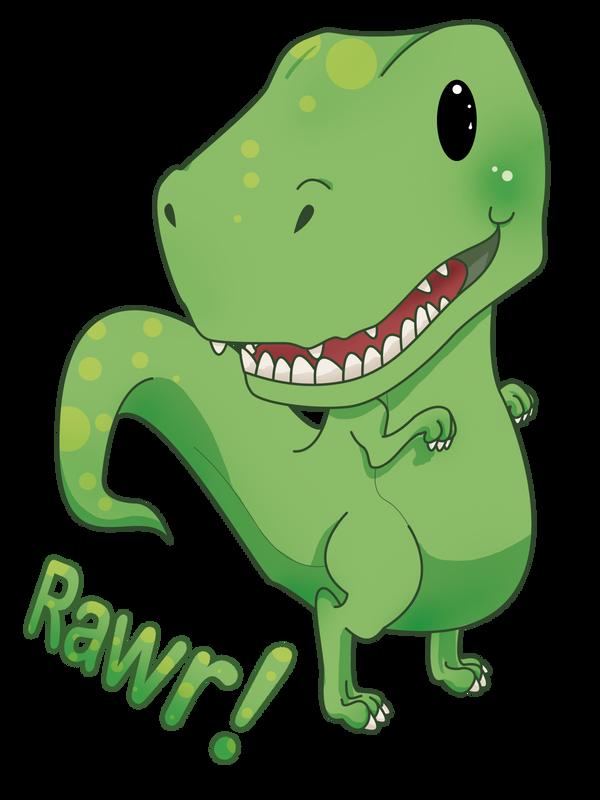 Rawr by chiichanny on deviantart
