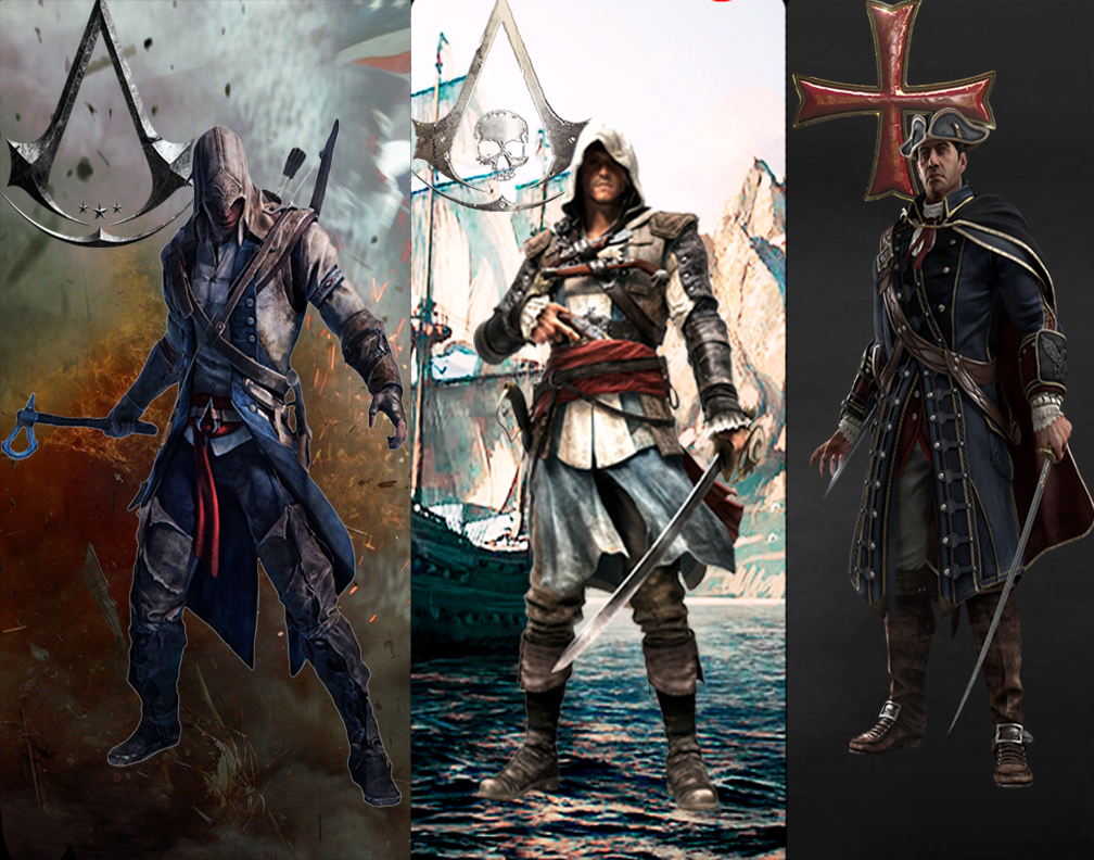 Assassin Creed Kenway Saga By Kjm110 On Deviantart