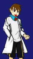 MMBN-Scientist!Netto