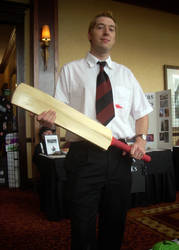 All-Con 2012- Shaun of the Dead by reeby10