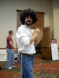 AFest 2012- Bob Ross by reeby10