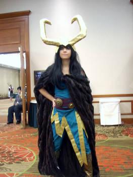 AFest 2012- Lady Loki
