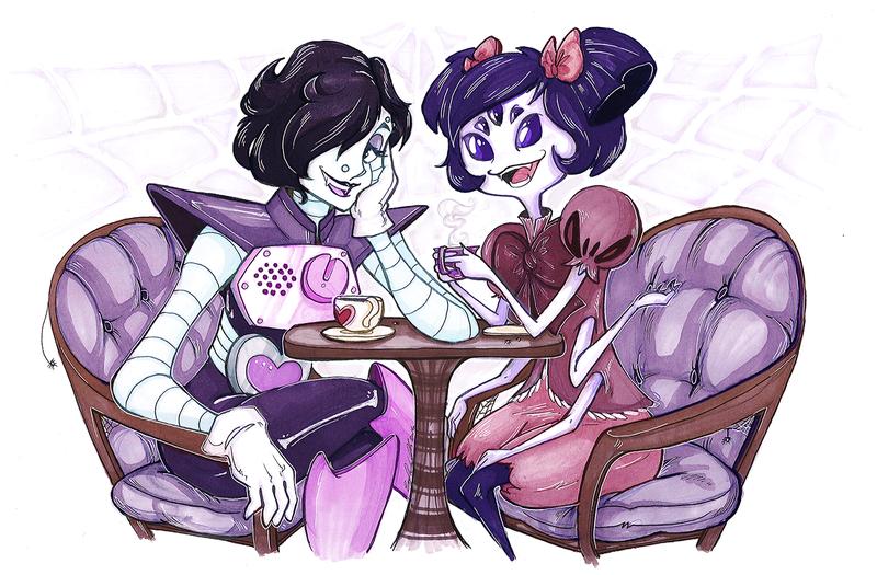 Tea Time by Ranna