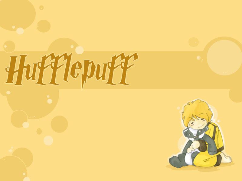 Hufflepuff WP by Ranna
