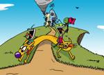 CatDog and Invader Zim- #NickFanArt