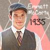 emmett mcCarty 1935 by sarah-cullen