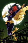 Batgirl swings again!!!!