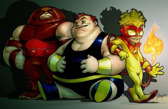 The Brotherhood of Bully Mutants