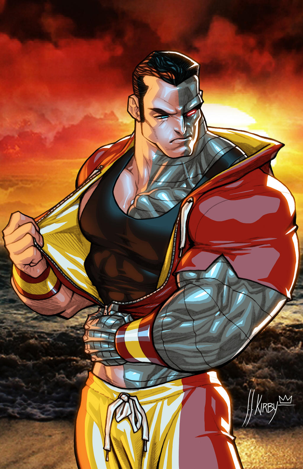 colossus marvel x men - photo #23