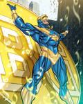 Boostergold color