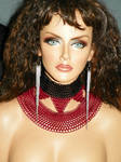 Victorian Style Chainmaille Collar
