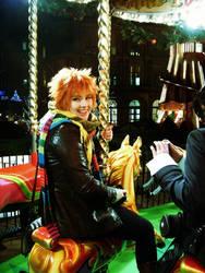 Carousel by mysticheero