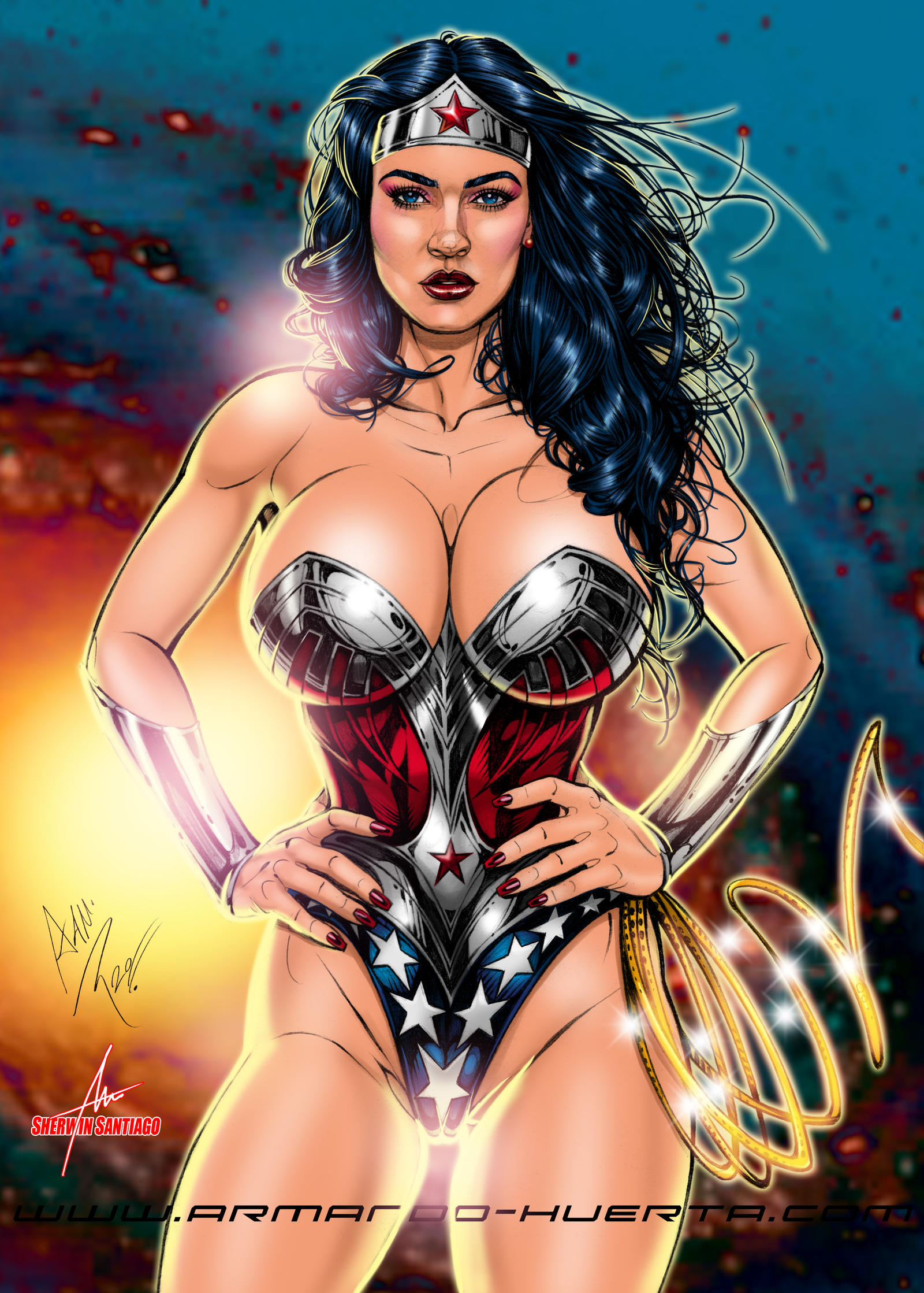 Venom Vs Wolverine Tattoo Ww Dlop Coloring Contest By Pac Dgmxj