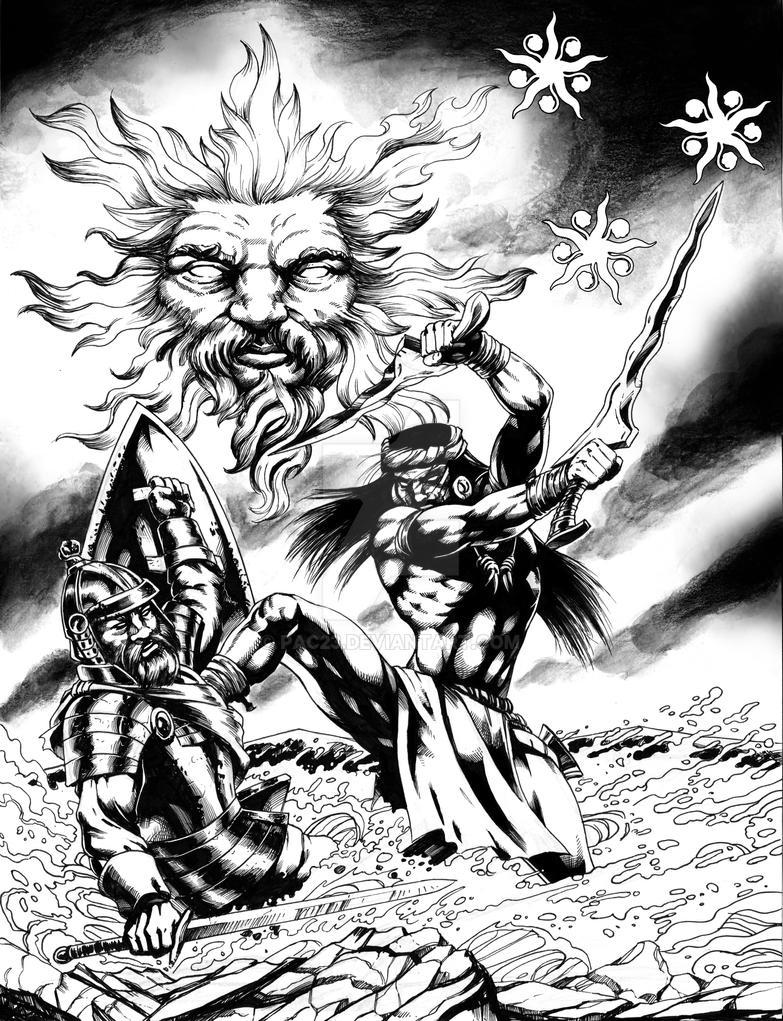 Lapu Lapu v Magellan by PAC23