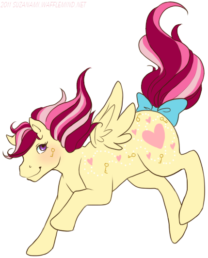 my little lockette by suzanami
