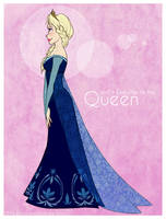 and it looks like I'm the queen by suzanami