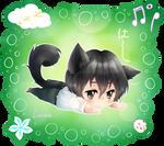 Today, I Want to CAT. ~ Chibi Tanaka-kun