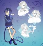 Amaya ~ Character Sheet (normal form)