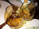 Topaz Wine Glasses
