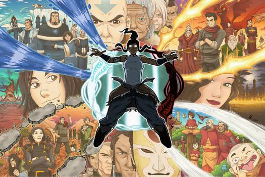 Legend of Korra - Balance