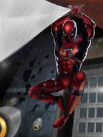 Deadpool by SweetnessMan