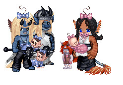 Changling Babies Avatar by shozurei