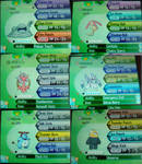Shiny Pokemon 373-378