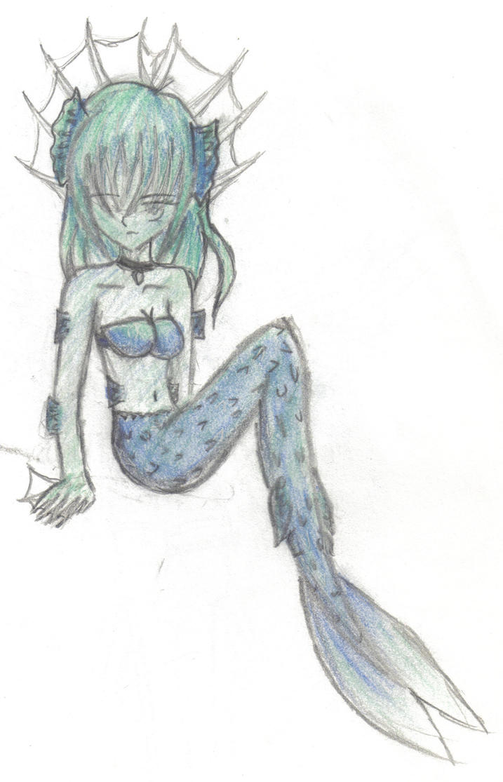Mermaid Monster