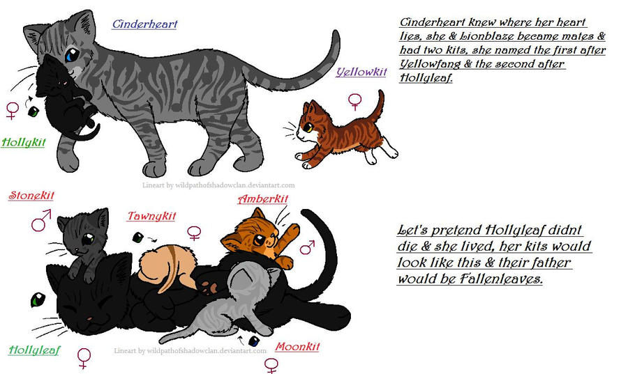 Warrior Cats Squirrelflight Fanfiction