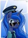 Moonlight Police (Art Trade)