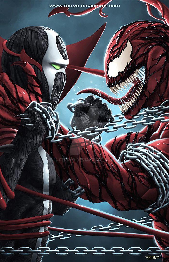 carnage marvel comics spawn - photo #4