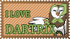 #723 - Dartrix Stamp