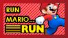 Mario RUN Stamp