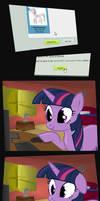 Twilight's Revenge by ParallaxMLP